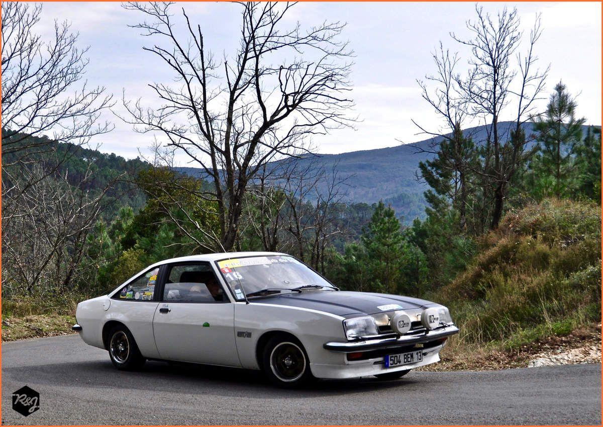 16 - André GONZALES - Opel Manta GT/E (1977)