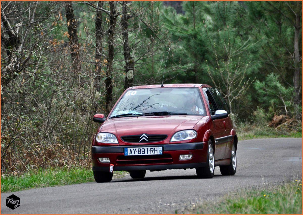 50 - Stéphane SPINOZA - Citroën Saxo VTS (1999)