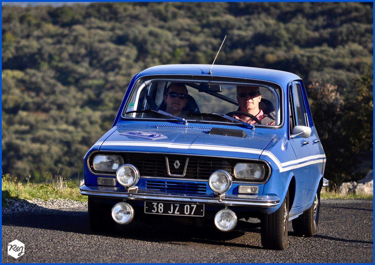 Philippe LOYRION et Aurélien PETIT - Renault 12 Gordini de 1972