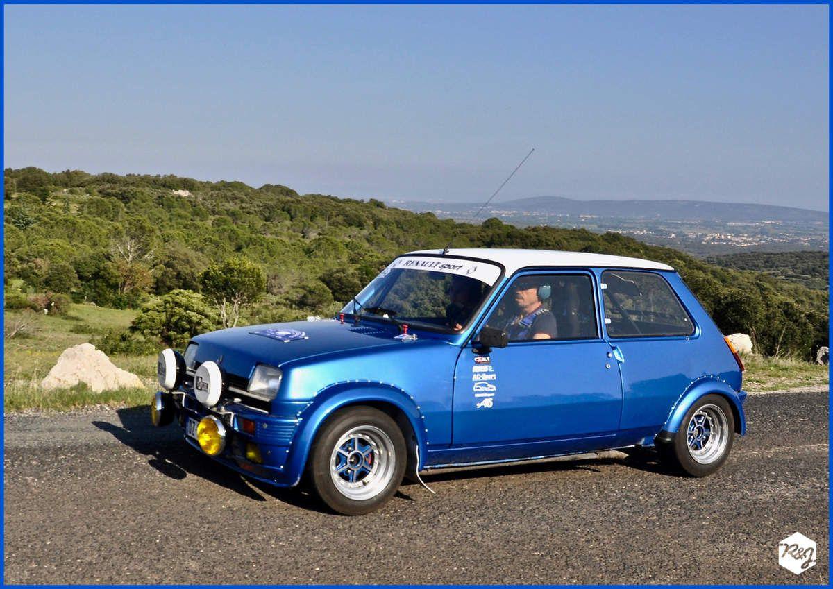 Philippe et Raphaël SORIANO - Renault 5 Alpine Turbo de 1982