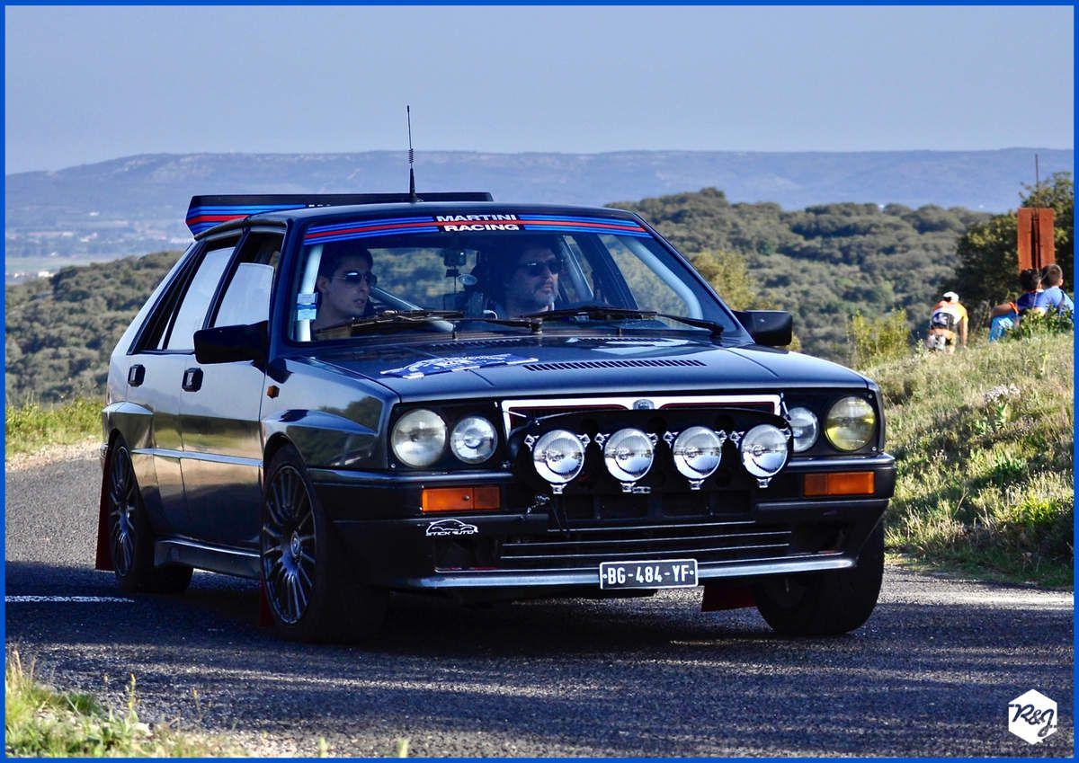 Xavier ENRIETTO et Frédérique DESCHAMP - Lancia Delta de 1988