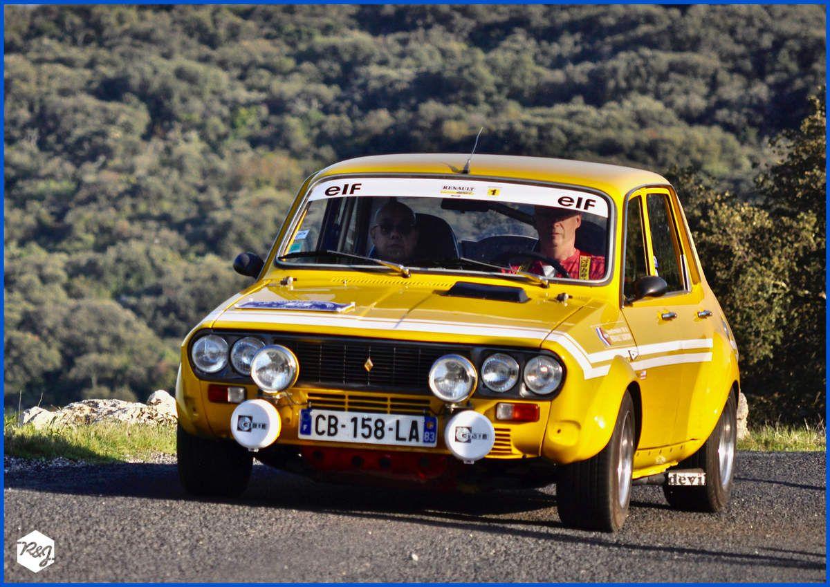Bernard GRIMAUD et Laurent VILLATE - Renault 12 Gordini de 1971