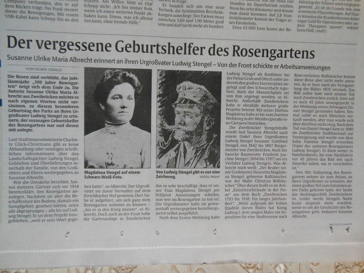 DIE RHEINPFALZ - Nr. 239 Zweibrücker Rundschau, Mittwoch, 15. Oktober 2014