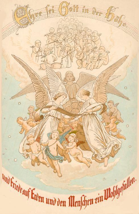 Viktor Paul Mohn (17. November 1842 - 17. Februar 1911) deutscher Maler und Illustrator