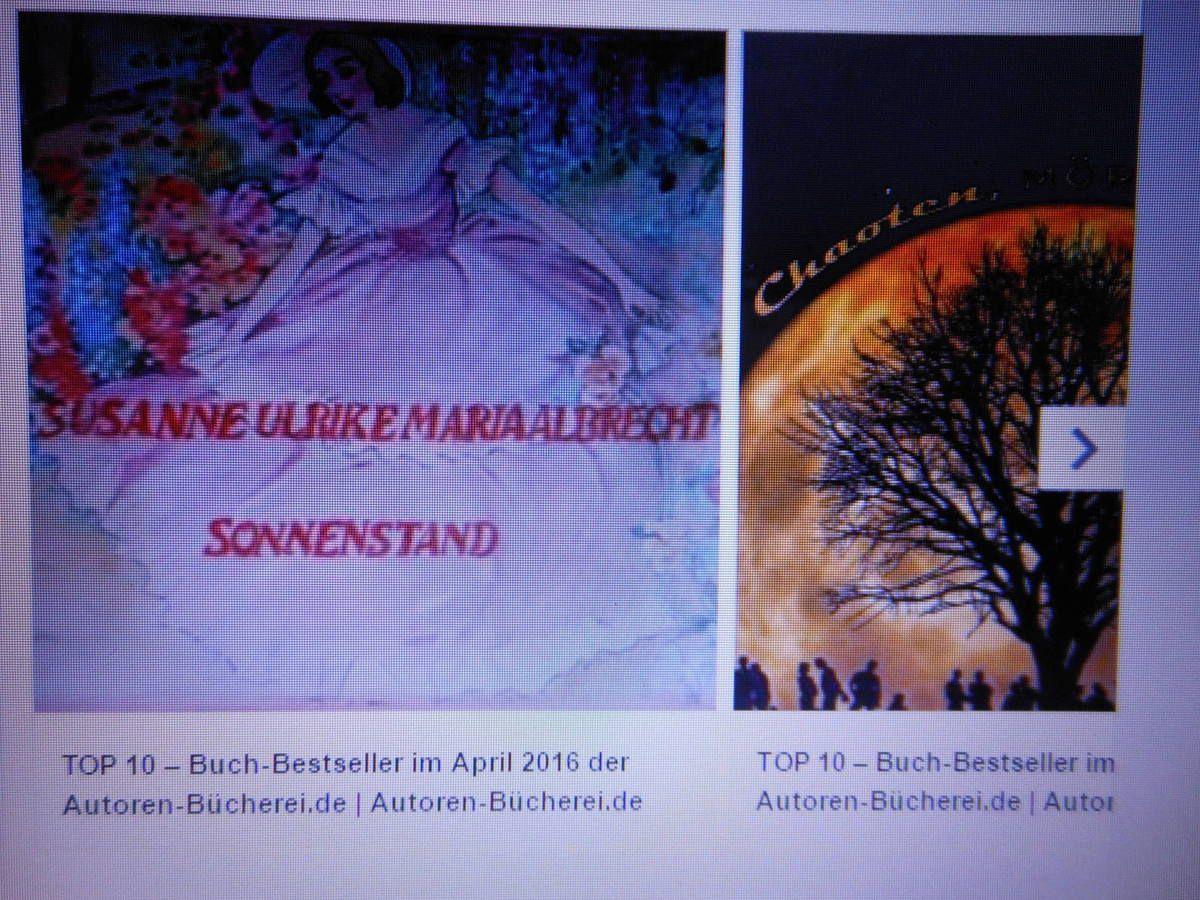 Platz 1: Susanne Ulrike Maria Albrecht