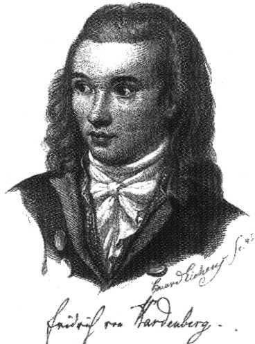 Novalis (Georg Philipp Friedrich von Hardenberg)