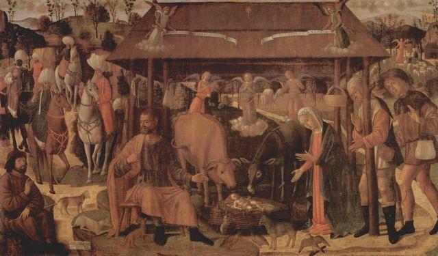 Die Heiligen Drei Könige von Giovanni Di Niccolo Mansueti