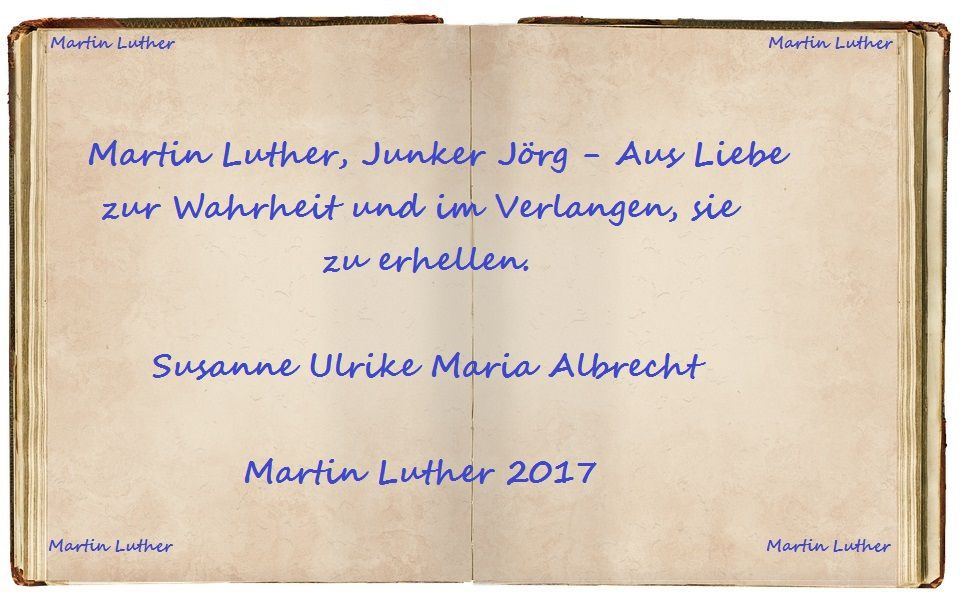 Martin Luther 2017