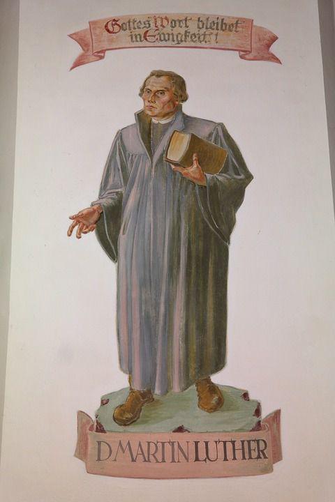 500 Jahre Reformation Martin Luther
