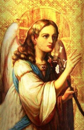 11124082017   Der Heilige Erzengel Gabriel