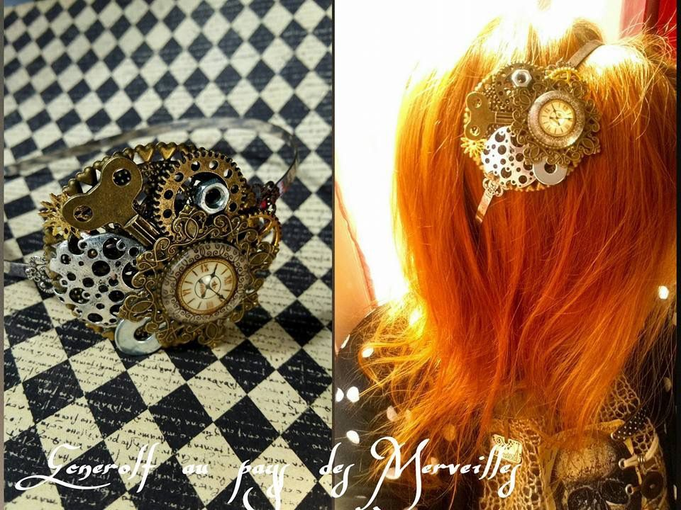 Steampunk my love