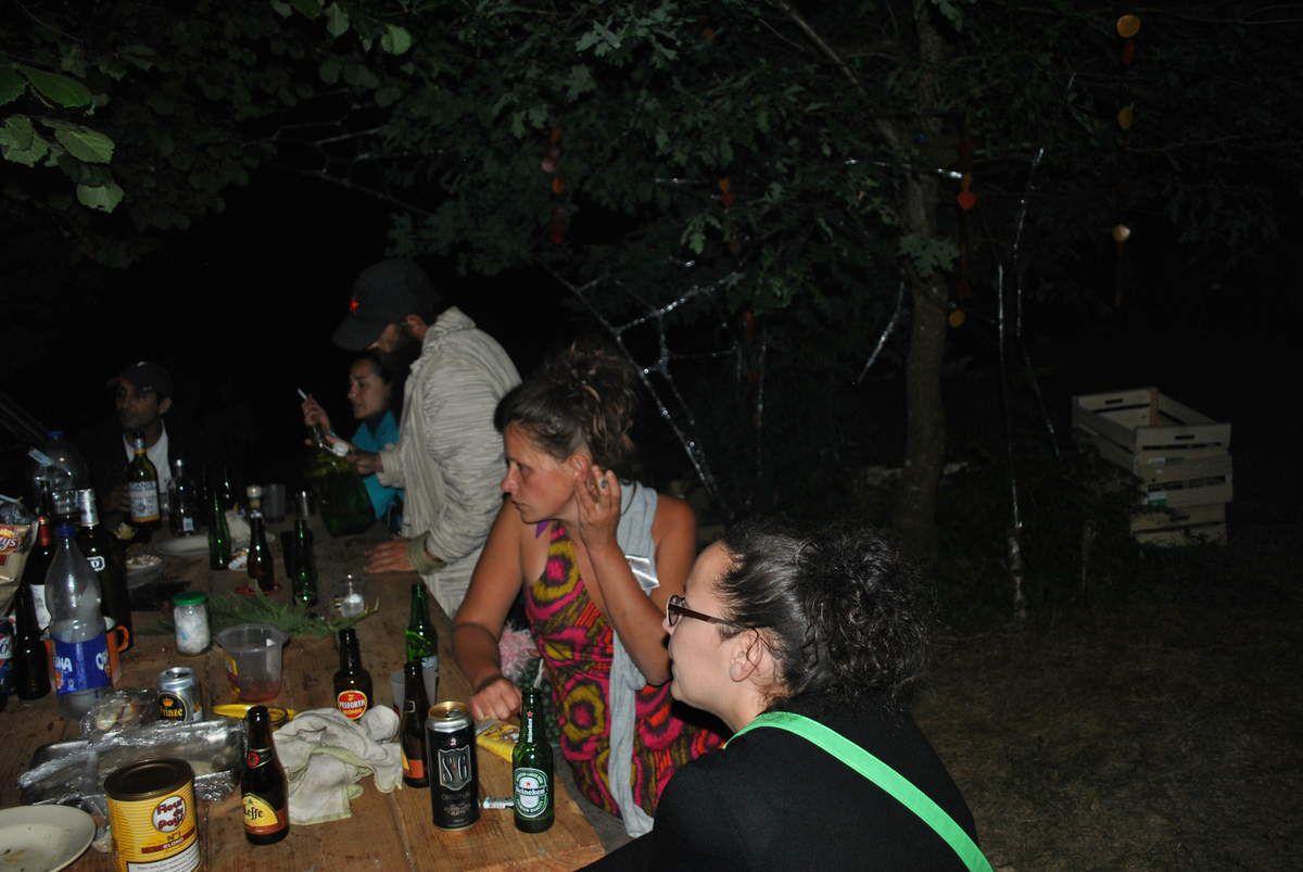 // Fougère Solar Party IX // 3.4/07/2015  //  Kookaboora Conspiracy  // Paradiso Complice ! Papourien Hacktiviste !