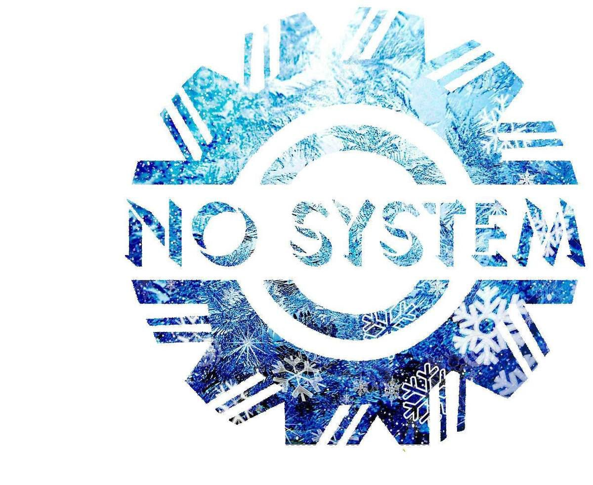 NO SYSTEM ... but Cool & Freshy !!!