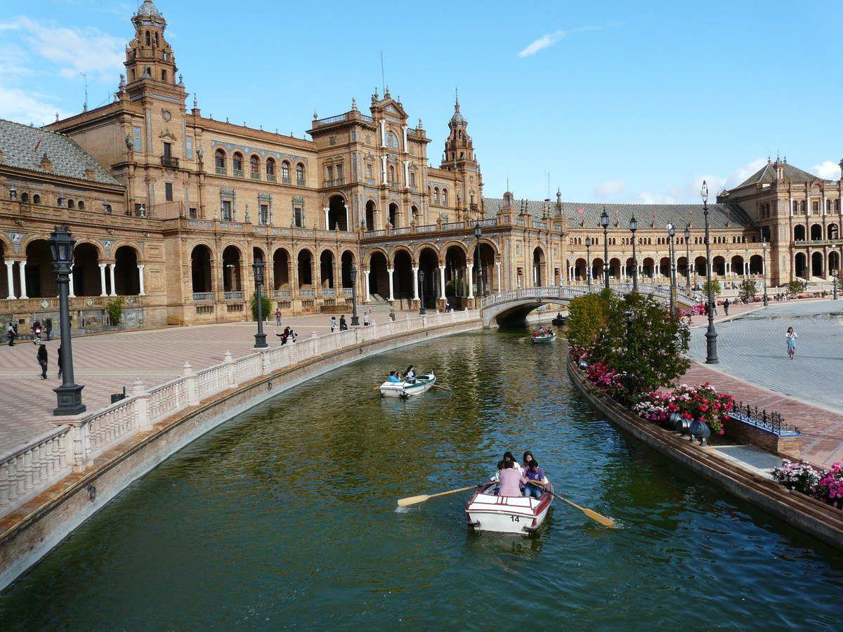 Pois chiches à l'espagnole  - Andalousie (4)  Séville
