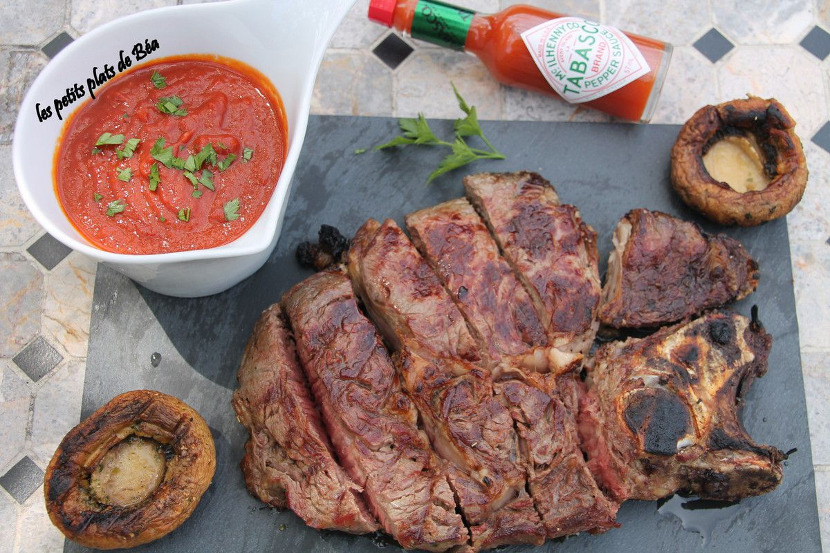 Sauce barbecue aigre douce