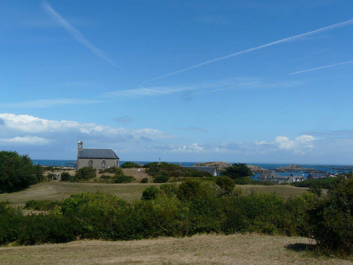 Terrine de raie aux tomates confites - Normandie (2) Les îles Chausey