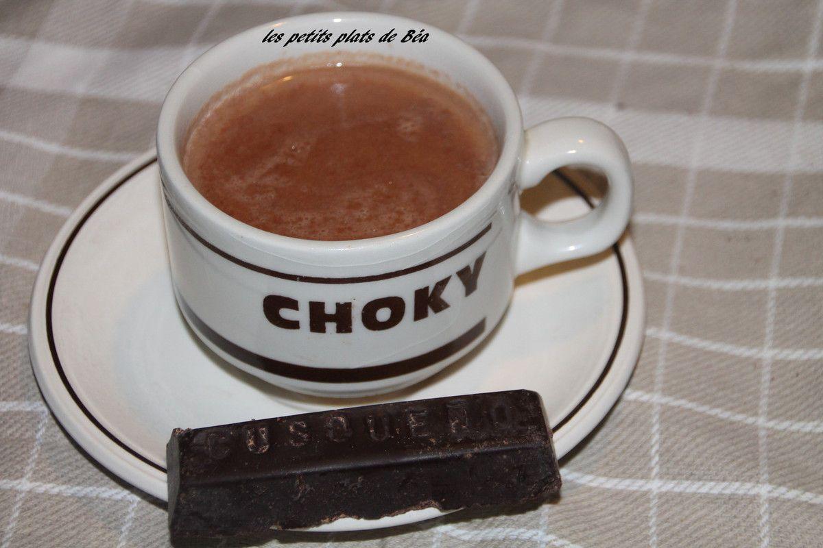 Chocolat chaud, le véritable chocolat de Cusco au Pérou - Pérou (5) l'Altiplano