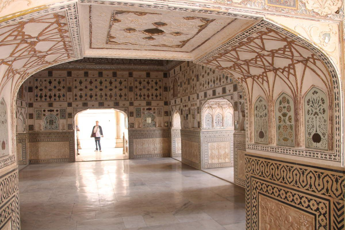 Kedgeree au maquereau fumé - Inde du Nord (2) Jaïpur