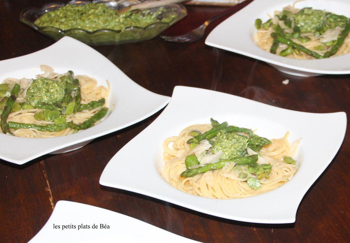 Pesto d'asperges vertes - Italie, Orvieto