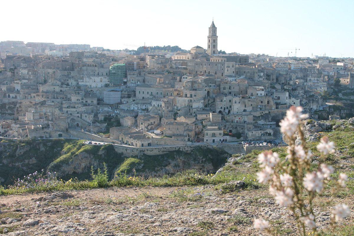Feuilleté aux épinards et à la ricotta - Italie les Pouilles (2) Matera