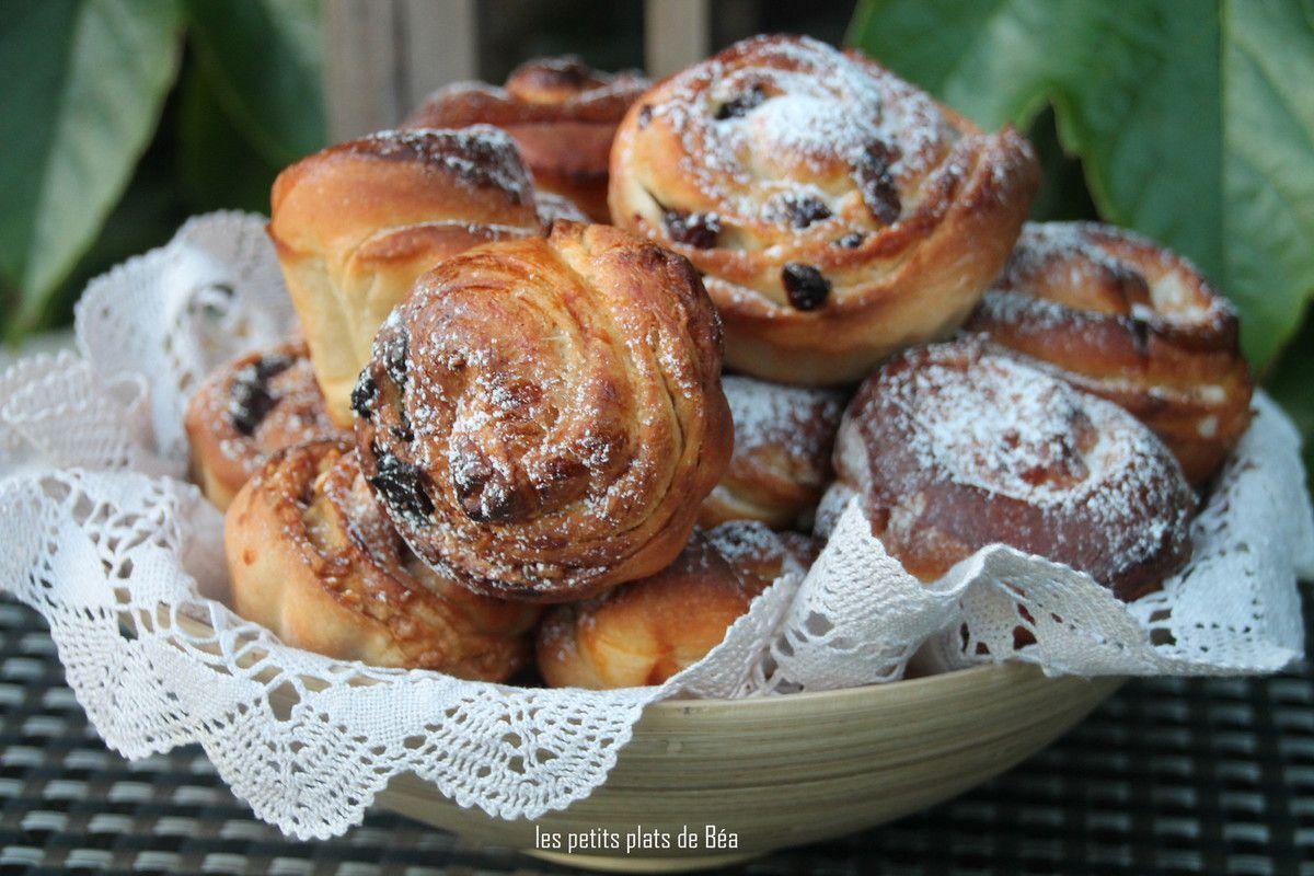 Croffin ou cruffin enfin mi-croissant mi-muffin