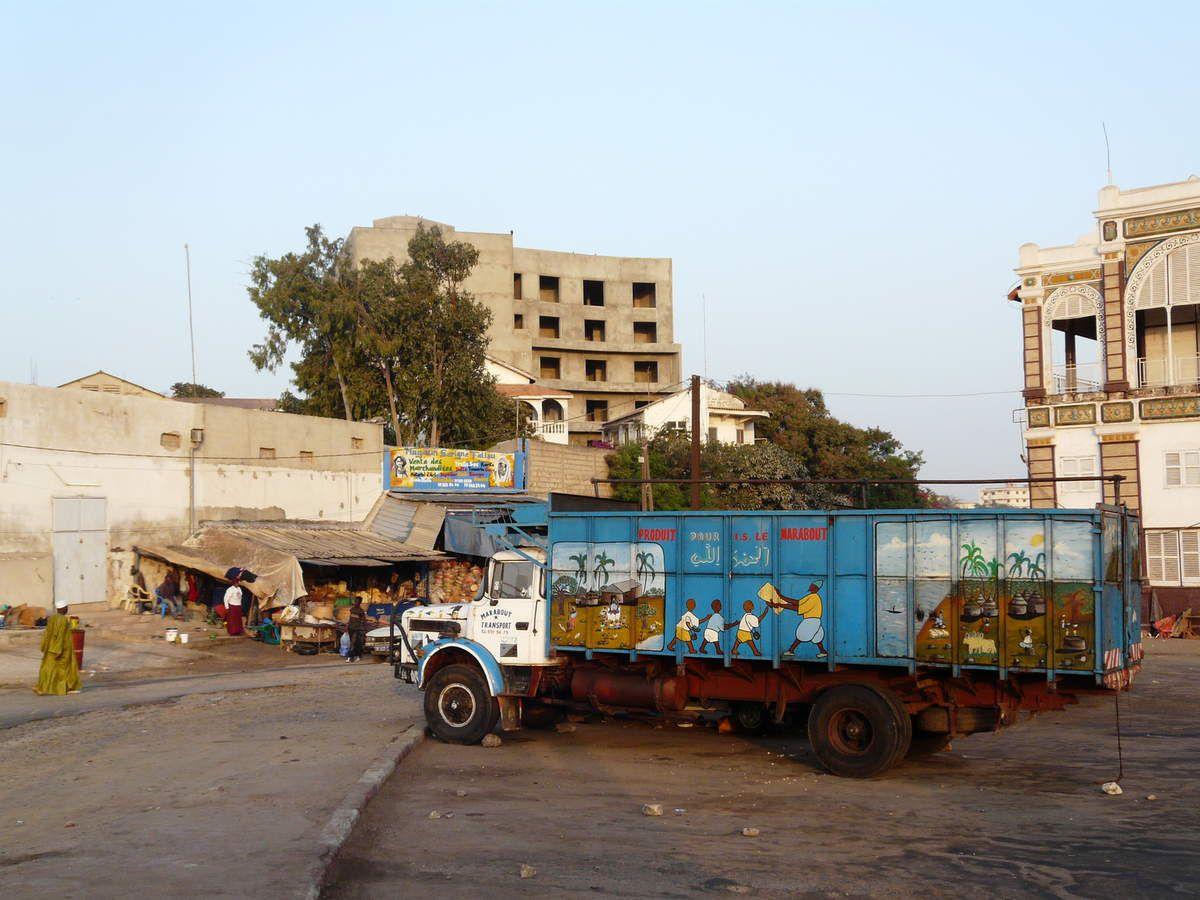 Poulet Yassa -  Sénégal (1) Dakar et Fadiouth l'île aux coquillages