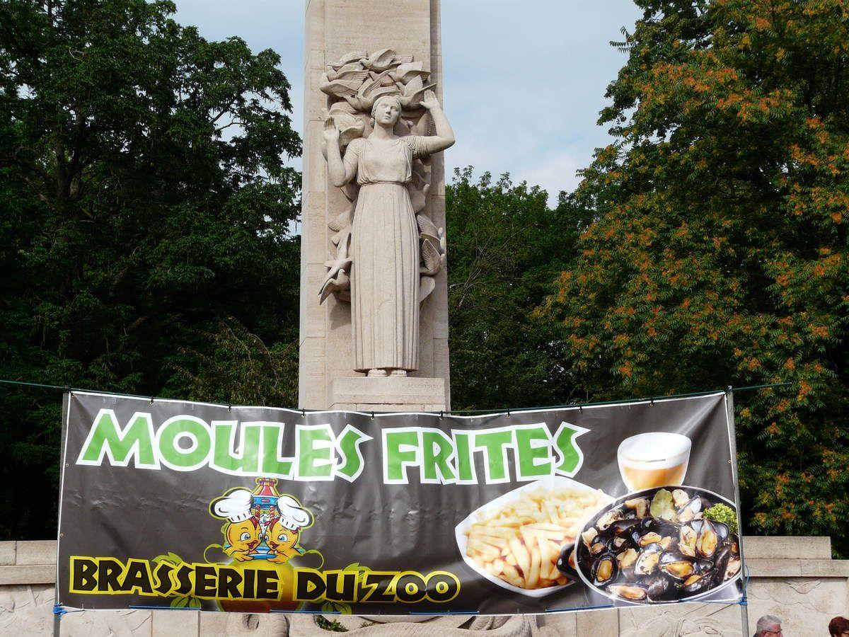 Moules au Maroilles pour parler de la braderie de Lille