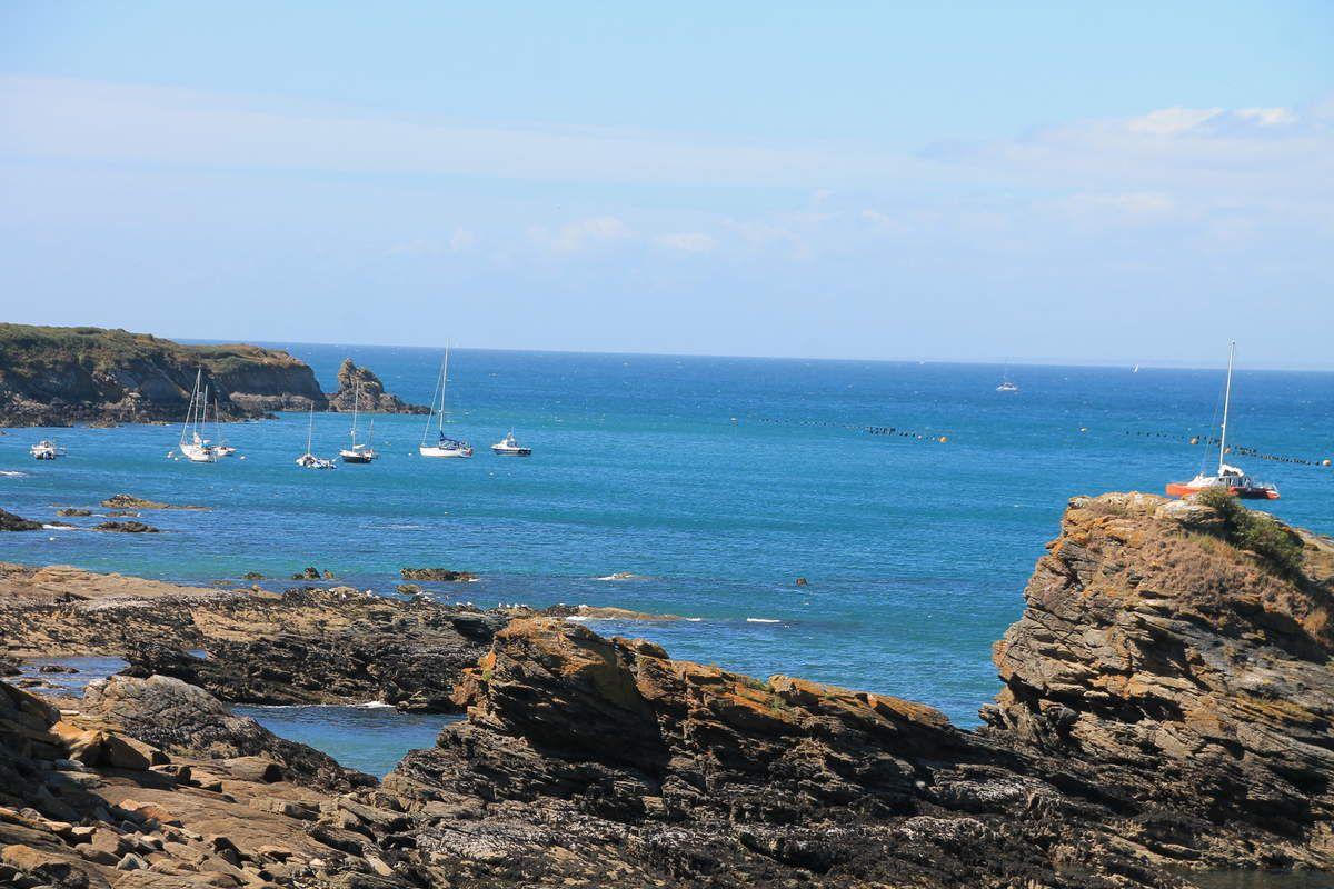Galette à la saucisse de Bretagne - Bretagne (12) L'île de Groix