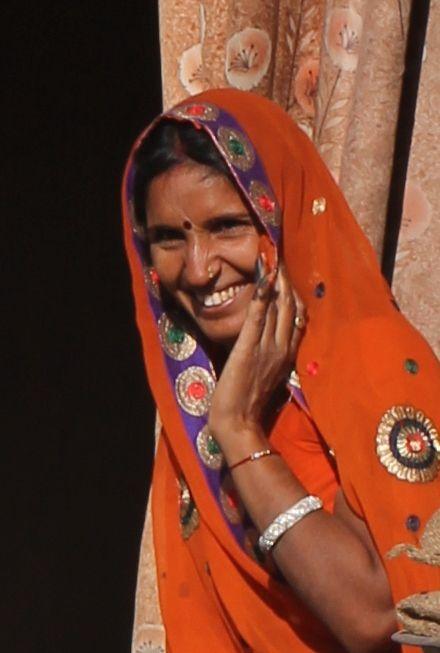 Velouté de lentilles corail à l'indienne - voyage en Inde