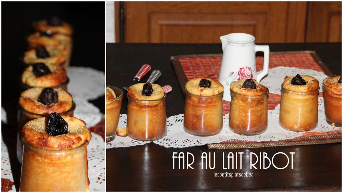 Far au lait ribot