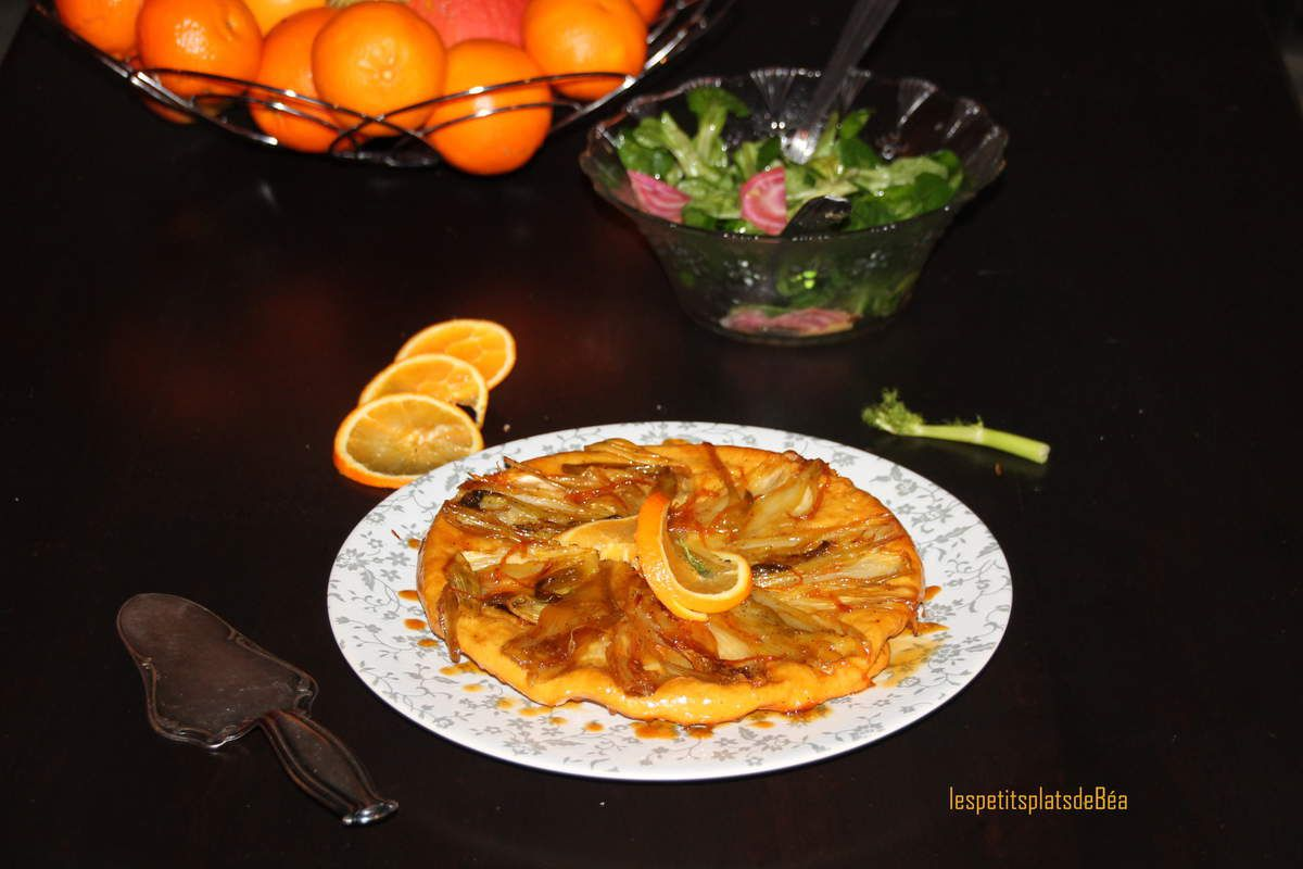 Tatin fenouil - orange