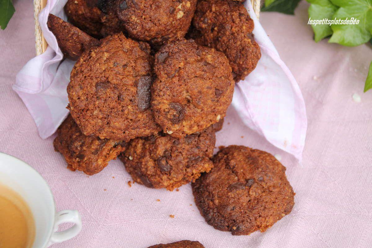 Cookies à la chicorée # 3ème Tea Time Challenge