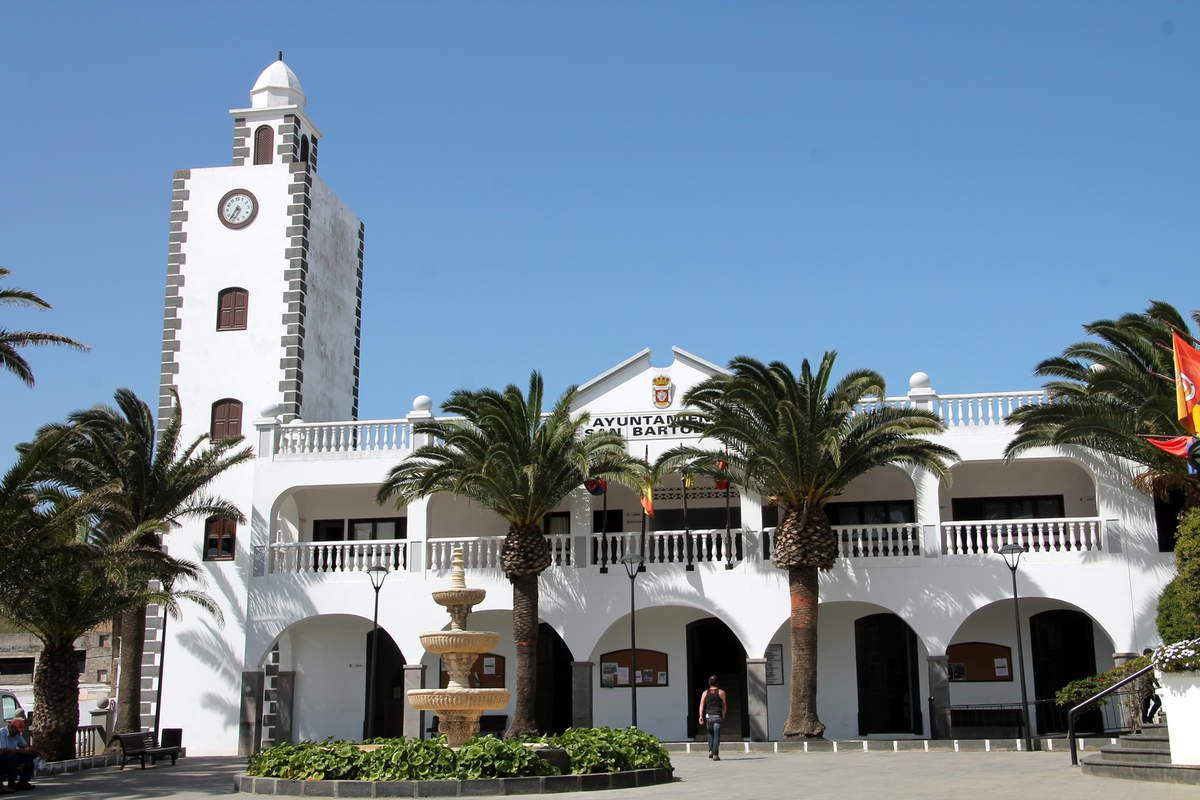 Brochettes de congre sauce Mojo verde - Balade à Lanzarote