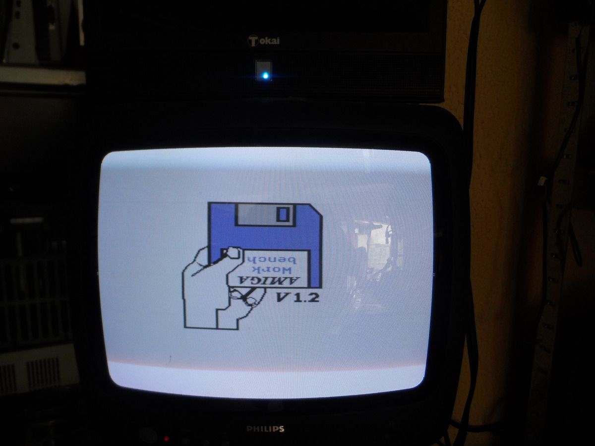 Amiga Work bench V1.2