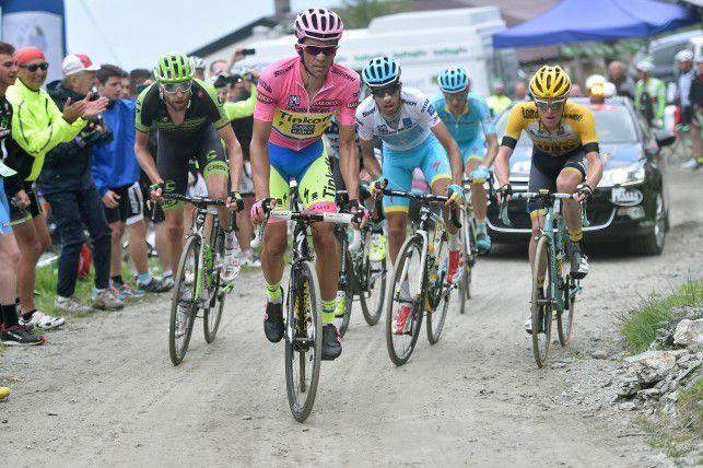 Alberto Contador s'offre son deuxième Giro d'Italia