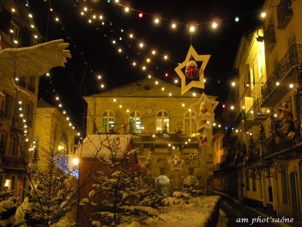 Plombières-les-Bains Noël 2009