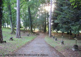 soirée d'été à Montferrand...