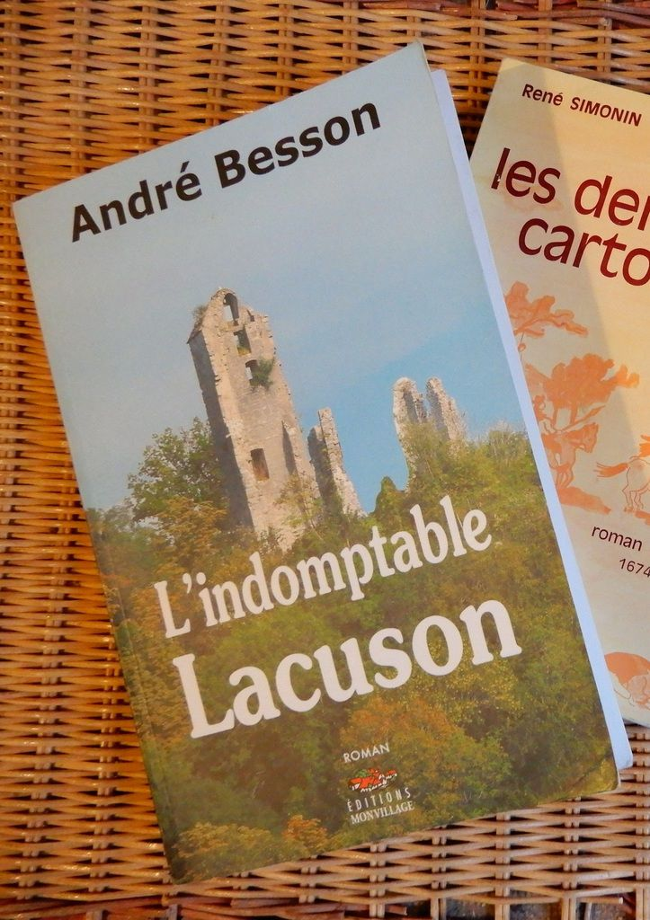 L'indomptable Lacuson, de André Besson