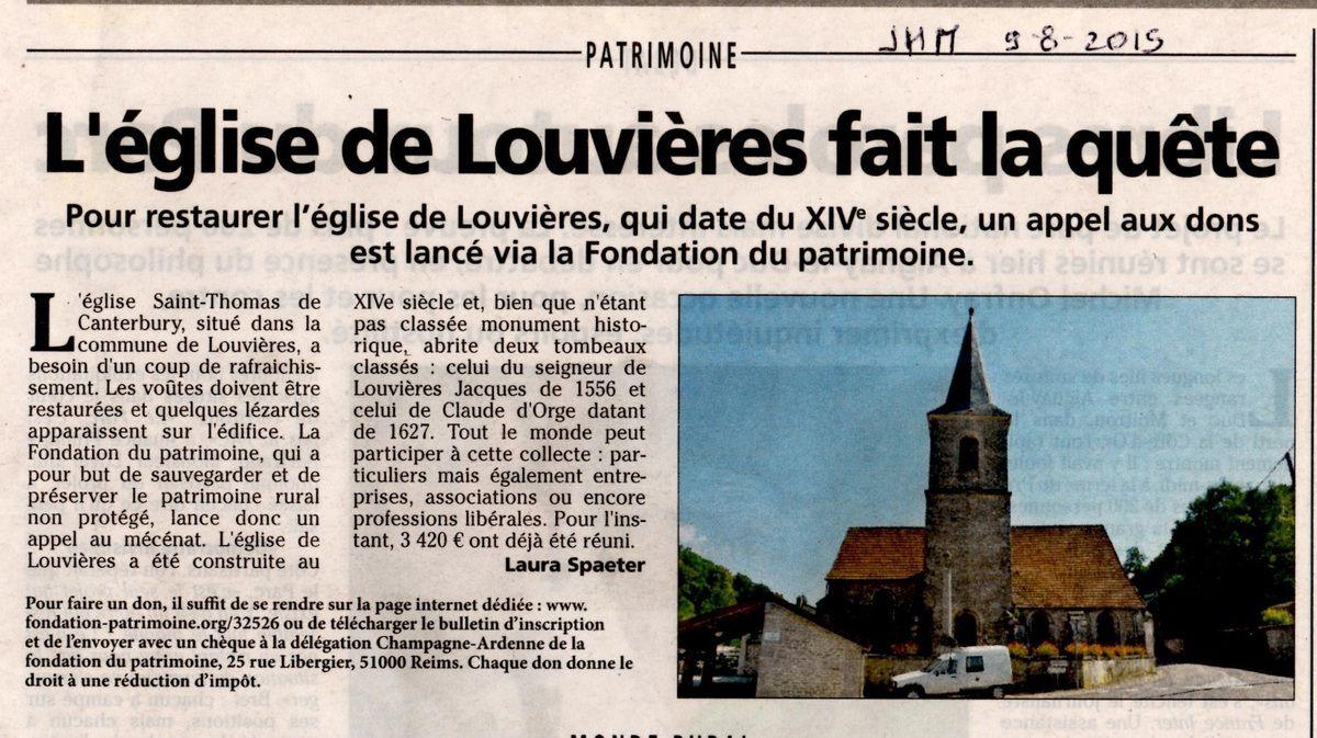 Patrimoine religieux de Haute-Marne