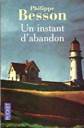 Philippe Besson, un instant d'abandon