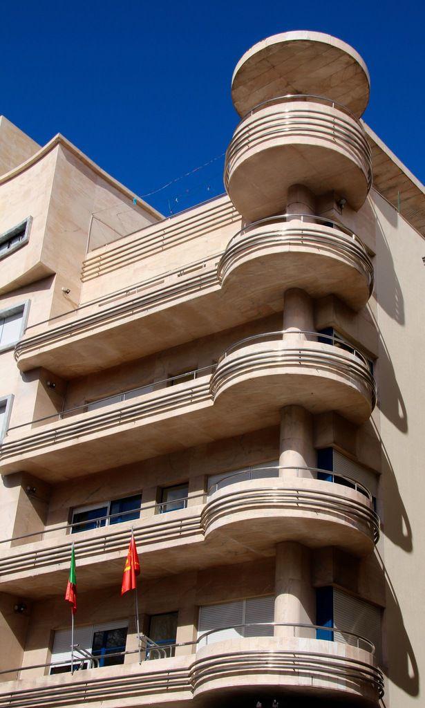Immeuble du parti communiste