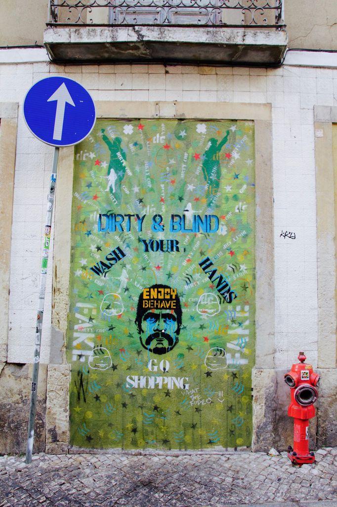 #41 - Balade 5 &quot&#x3B;Lisbonne uptown&quot&#x3B;: Bairro alto, partie 1