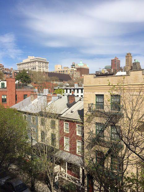 L'immeuble et la vue du 5ème, Brooklyn Heigts