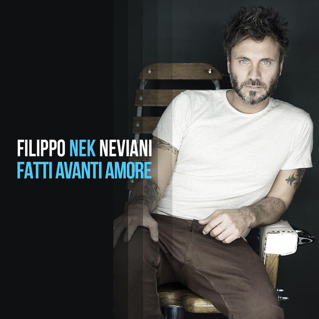 Nek dévoile le remix de son single Fatti Avanti Amore !
