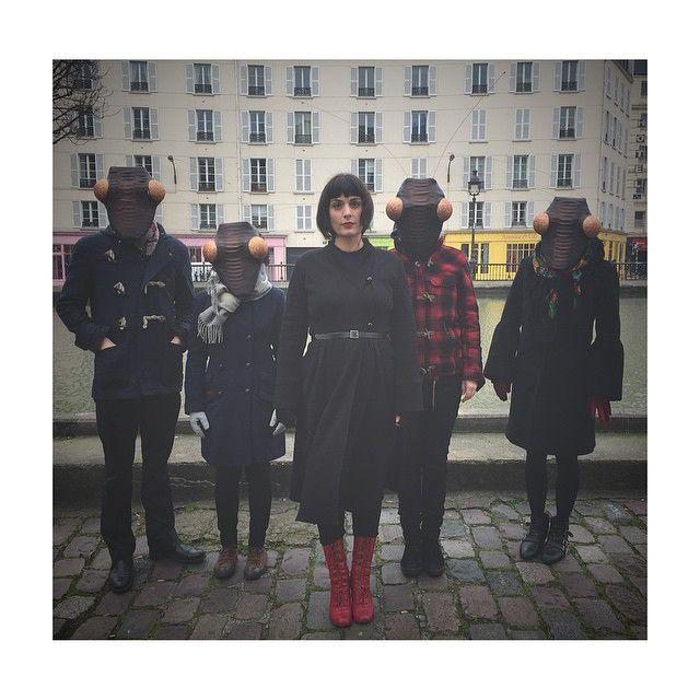 Rencontre Parisienne avec la chanteuse Noemi, une révélation à suivre de près !