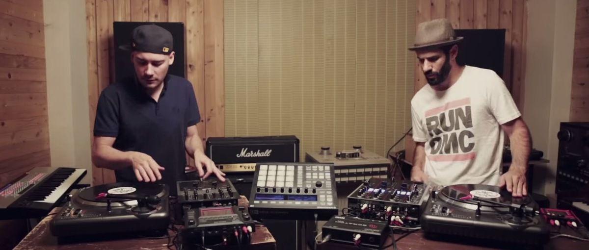 Le Scratch Bandits Crew en mode Interview pour la sortie de Stereo 7 !
