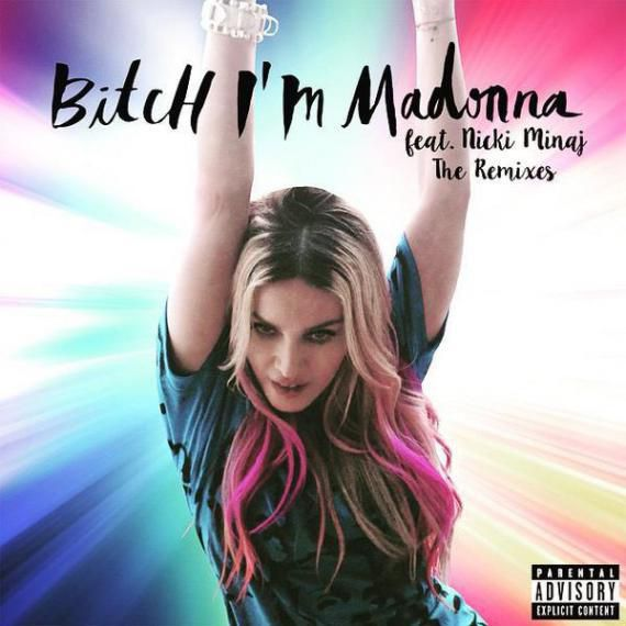 Bitch I'M Madonna, le nouveau clip de la Queen Of  Pop !