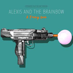 Alexis & The Brainbow en Interview pour présenter l'EP A Young Gun !