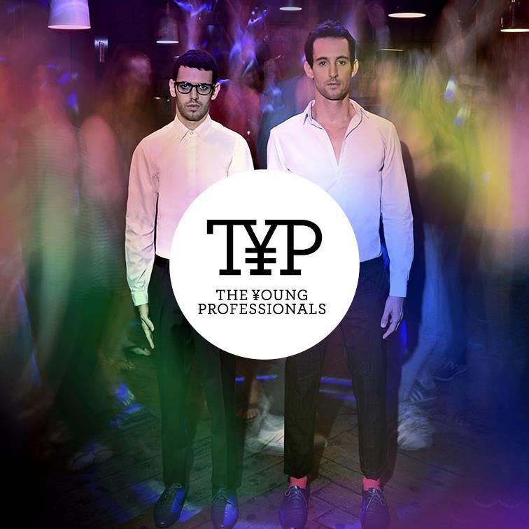 The Young Professionals en interview Parisienne!