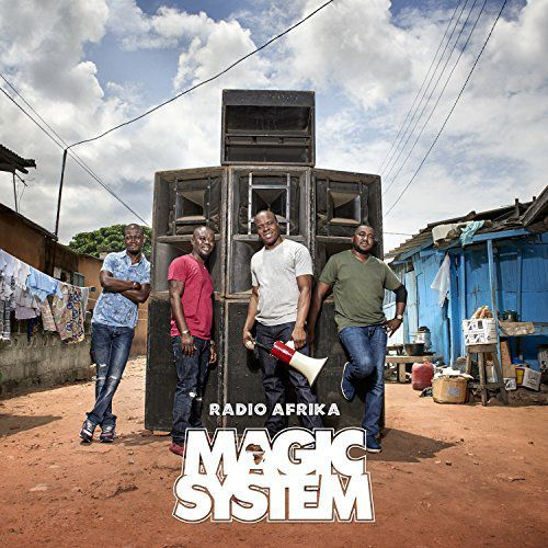 Allumez la Radio Afrika de Magic System !